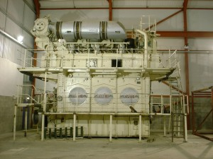 1979 Doxford Engine
