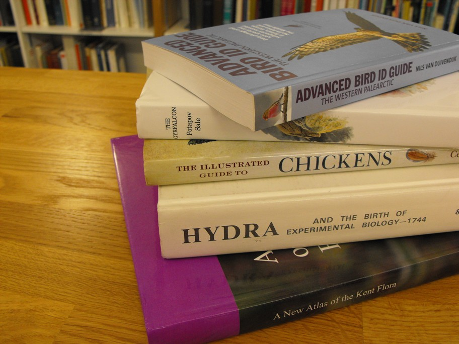 A selection of new books