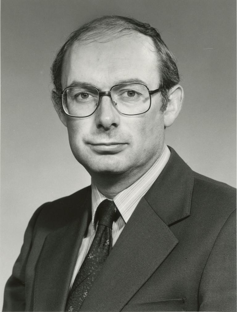 Bob Renaut in his late thirties or early forties. [TWCMS : 2011.102]