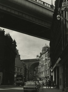 A busy Newcastle street scene. TWCMS : 2011.163
