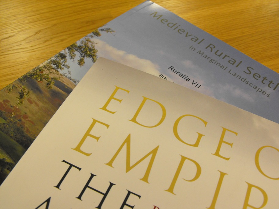 New books in the Cowen Library