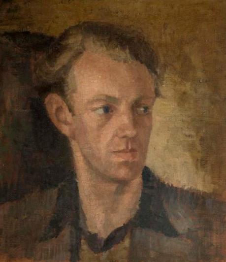 Portrait of James Kirkup