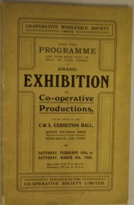 1924 Exhibition Brochure TWCMS: 2011.1410