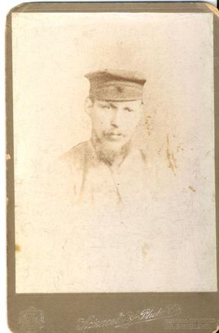 James Bannister who drowned in the Howdon Ferry disaster of 1896
