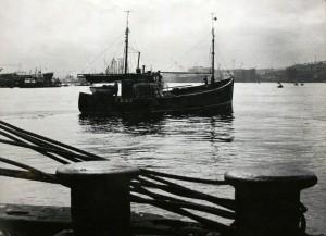 river tyne, 1970s