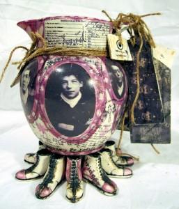 Crinson Jug showing John Henry Crinson