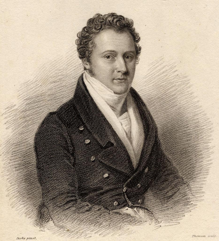 Portrait of John Martin