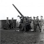 6 inch Anti Aircraft Gun, Tunstall Hill, Sunderland