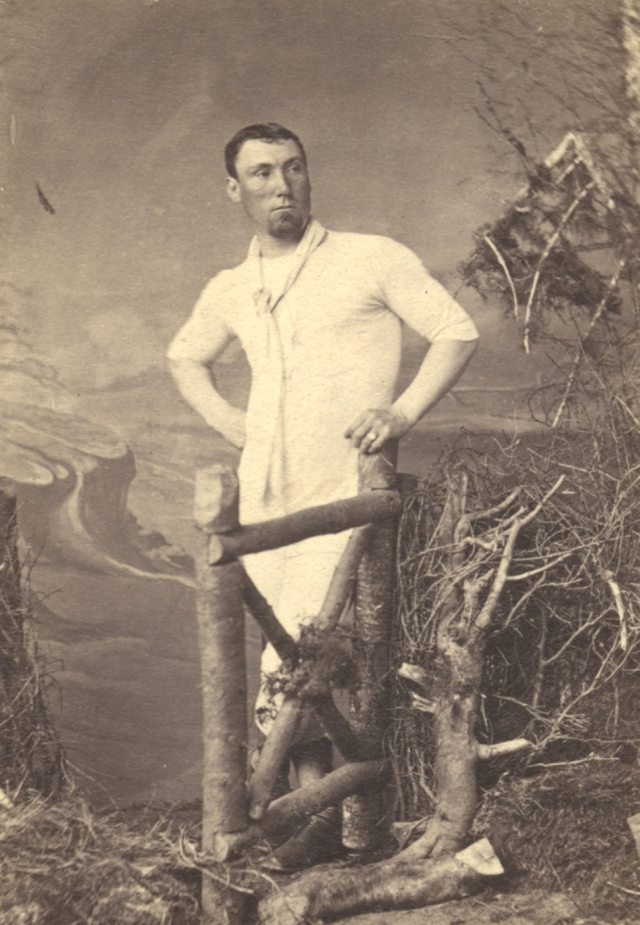 James Renforth of Gateshead Champion Sculler of the World