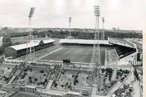 St James' Park, 1970