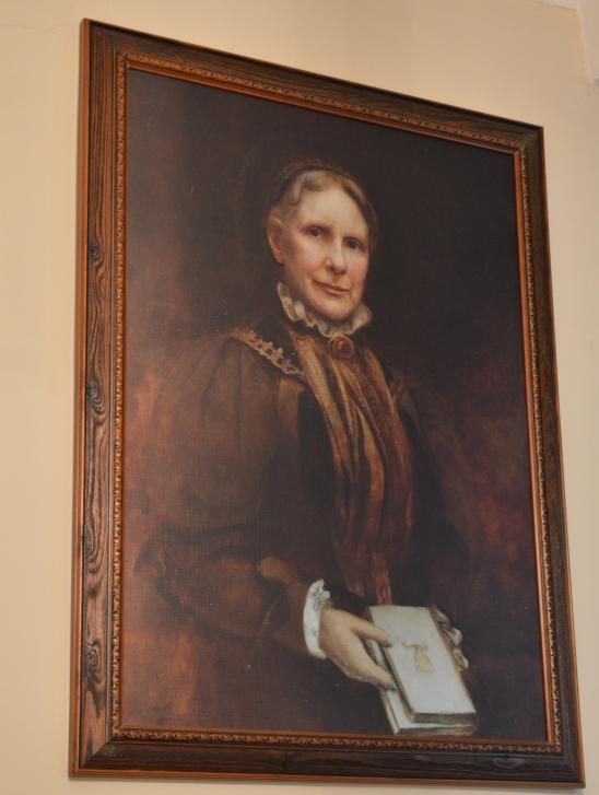 Portrait of Elizabeth Spence Watson