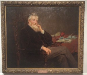 Portrait of Robert Spence Watson, 1897, by Ralph Hedley. Shipley Art Gallery, Gateshead.