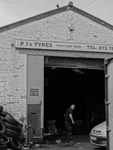 P J's Tyres