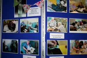 Linskill Park Celebration Event - The panels