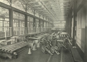 View of the Gun Inspection Department, Elswick Works (TWAM ref. 5484)