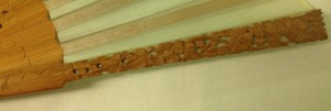Carved sticks