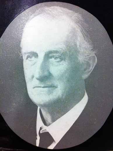 Viscount Grey