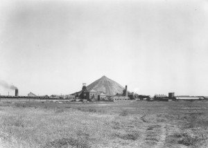 View of Washington 'F' Colliery, May 1965 (TWAM ref. 5417/120/5)
