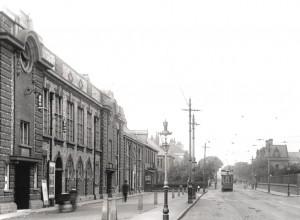068709:Brighton Cinema Westgate Road/Lynnwood Terrace Elswick Unknown 1912