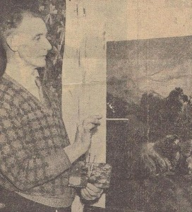 James Mcgarrigle, photo of, newsp vert rdcd 3.3.1938