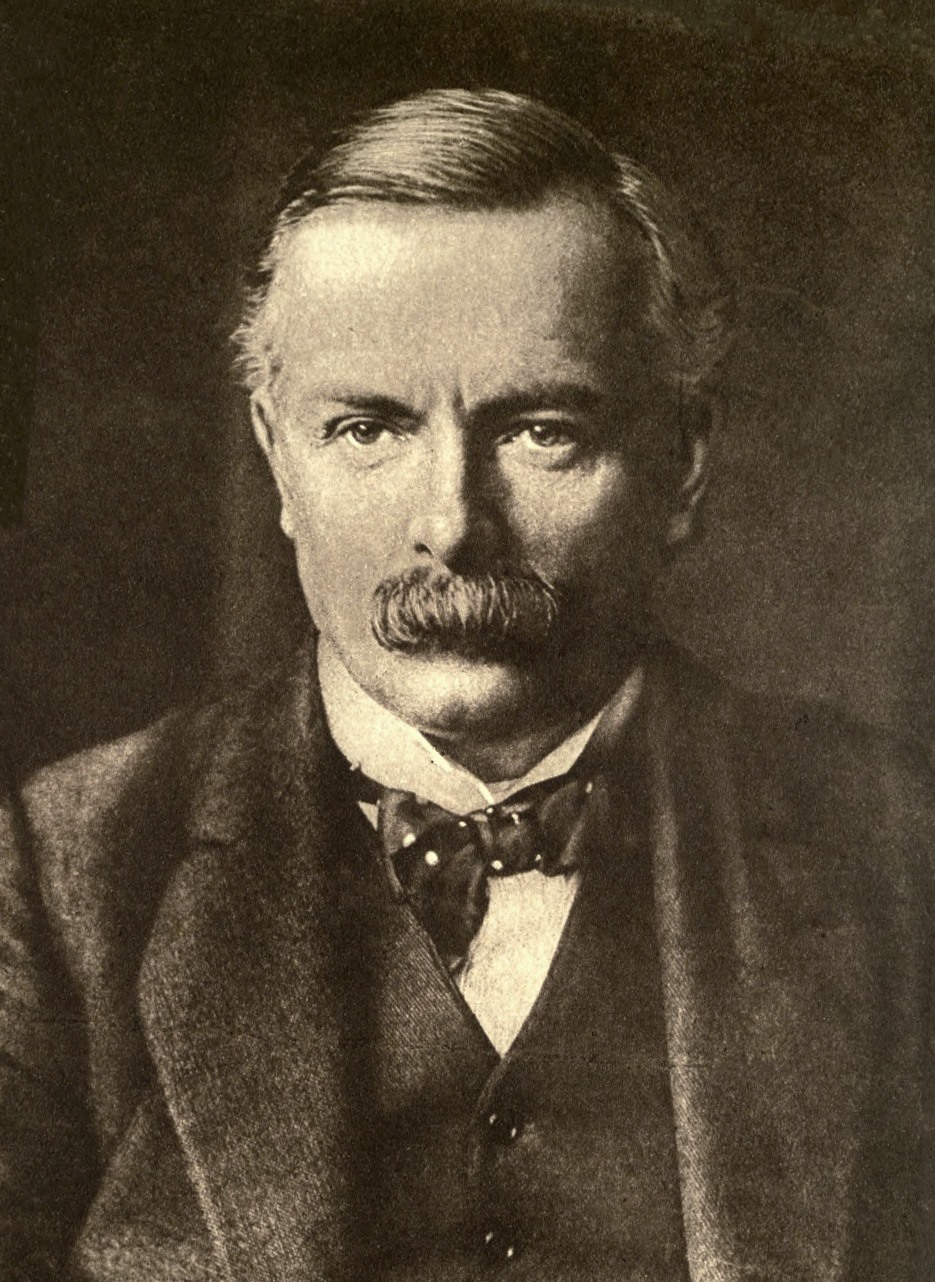 David Lloyd George, Minister of Munitions