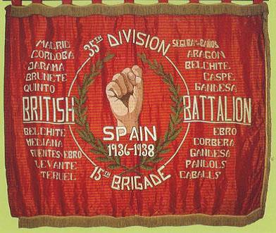 Imagini pentru international brigade association