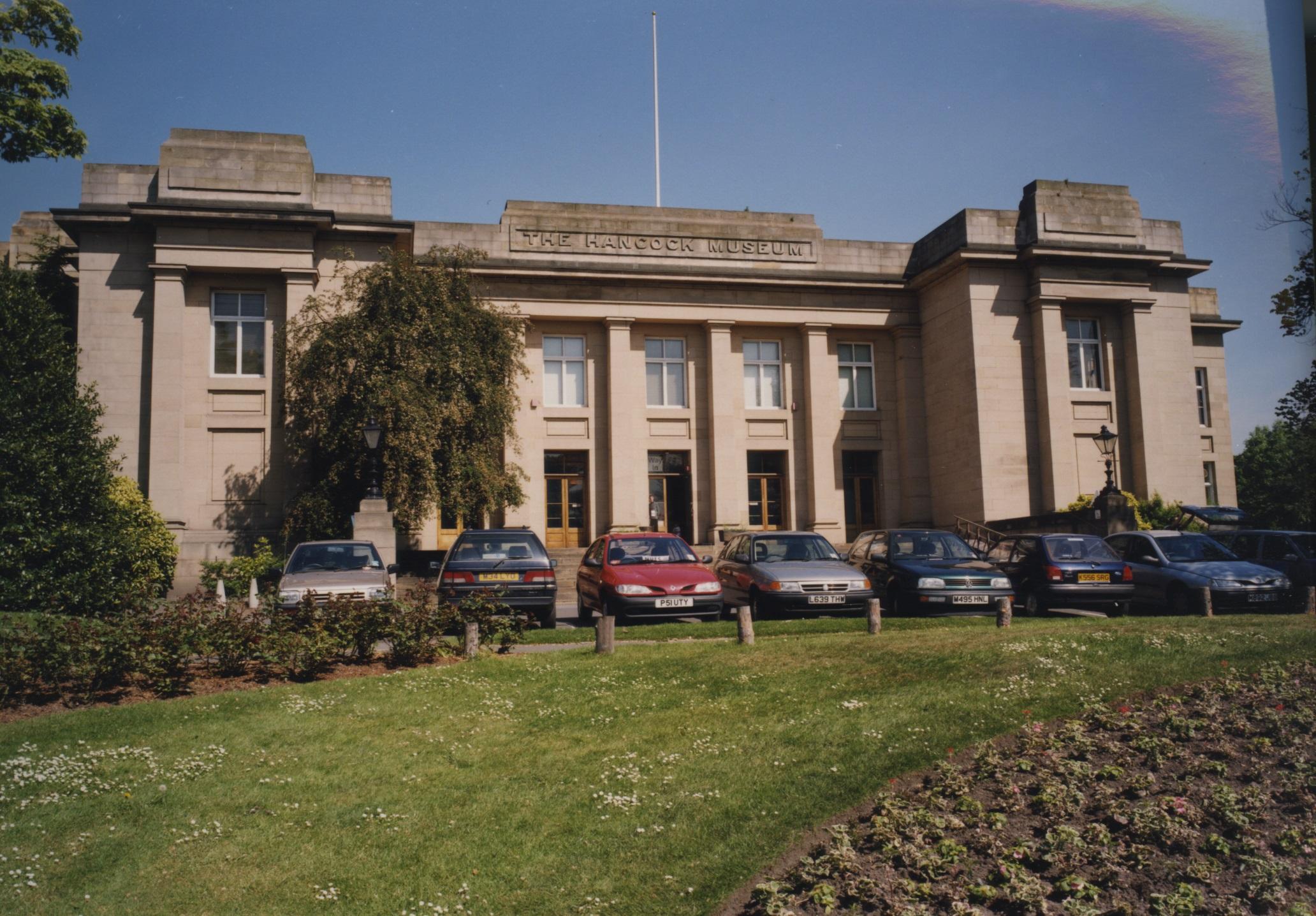 The Hancock Museum in Newcastle