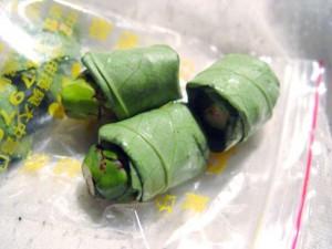 Taiwanese betel nut preparation.  © TWAM