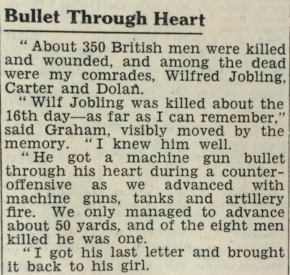 Bullet through heart 2