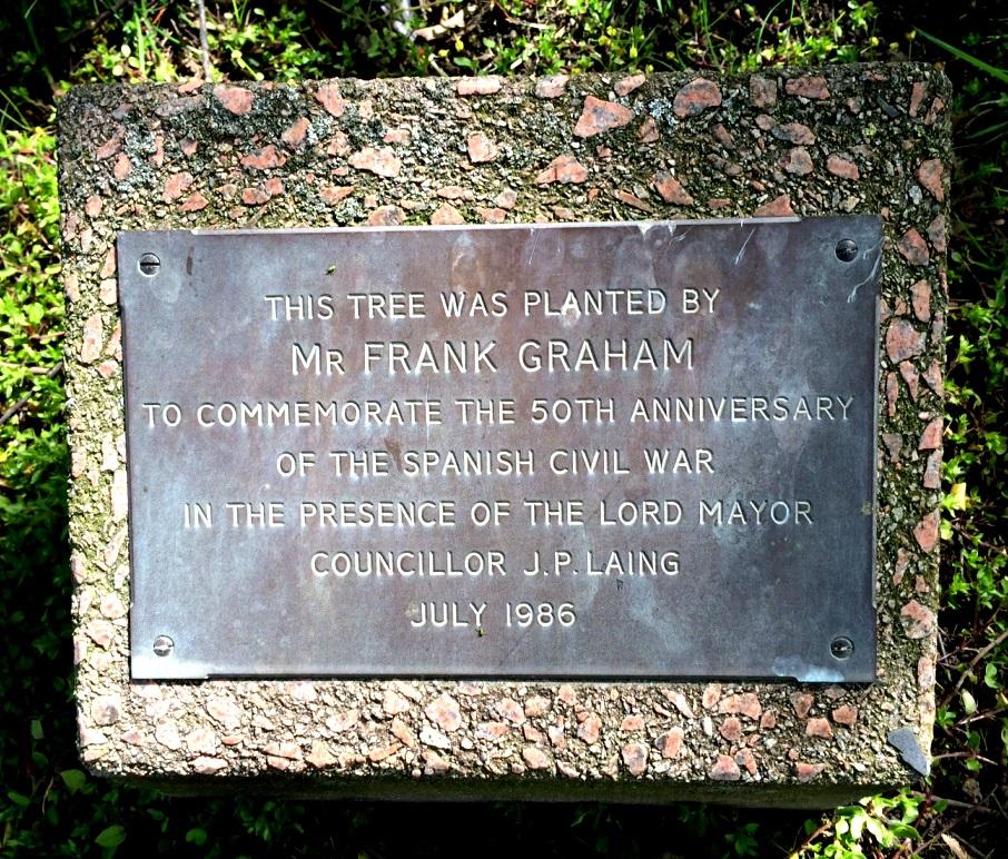 Graham plaque