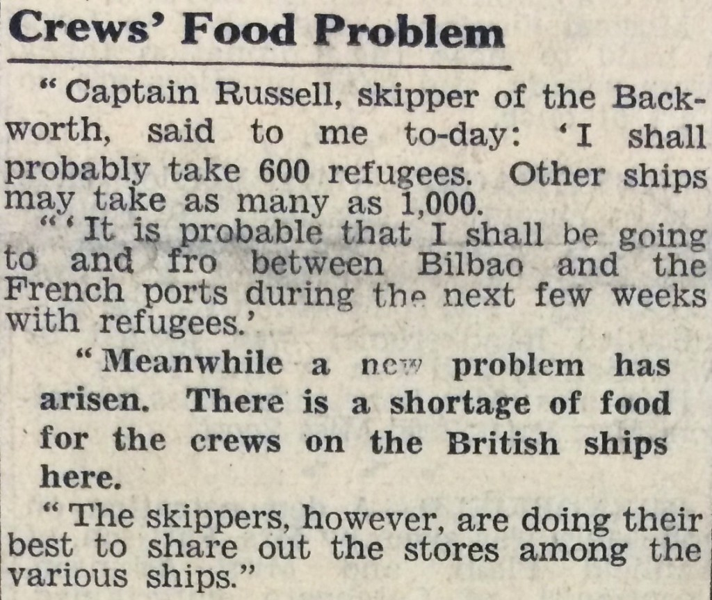 crews food problem 2