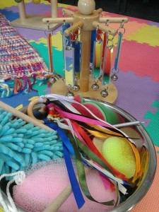 Treasure Basket of domestic items