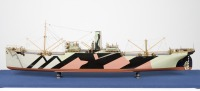 1. Port side of the model of ss Hindustan (TWCMS : 2001.3750)