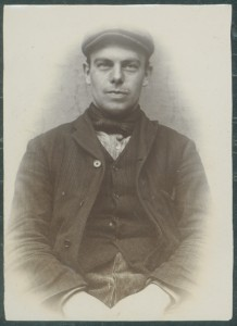 Mugshot of William Johnson