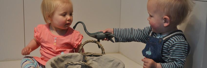 Museum Baby at York Art Gallery
