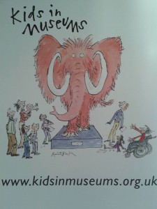 Kids in Museums - a promising day ahead!