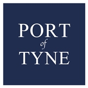 Port of Tyne logo website