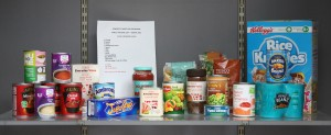 family food parcel