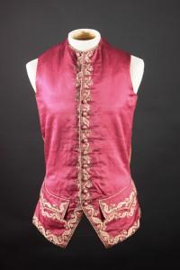 A late 18th century waistcoat
