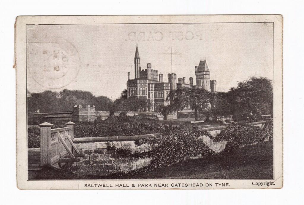 Saltwell Park Museum 1902