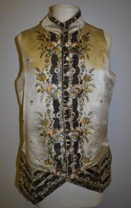 A mid 18th century waistcoat