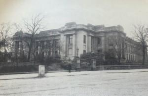 The Hancock Museum c. 1929