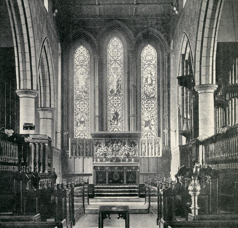 Resized Holy Trinity South Shields interior