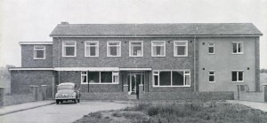 An exterior view of West Boldon Residential Nursery, 1961