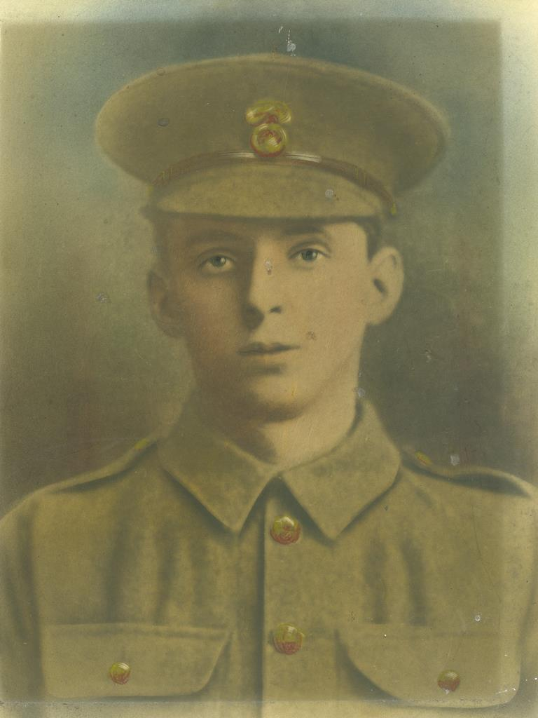 Photograph of Private George William Frame, Northumberland Fusiliers