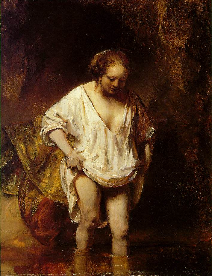A_Woman_Bathing_in_a_Stream_by_Rembrandt