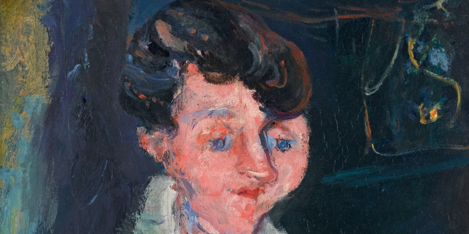 Soutine, Chaim, detail