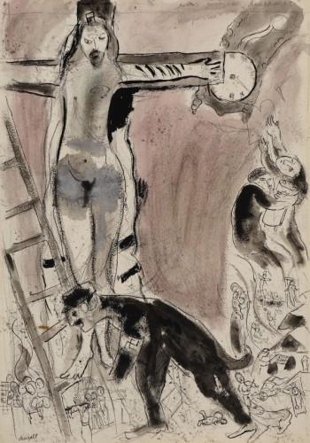 chagall, apocalypse