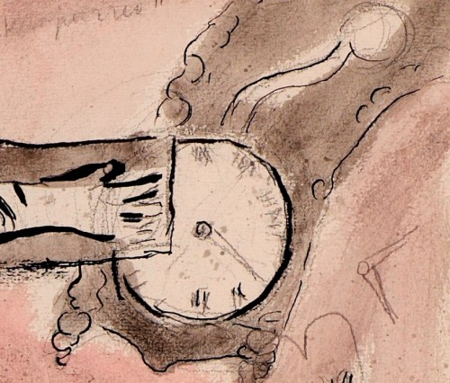 Chagall, Marc, Apocalypse clock