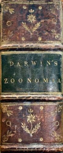 "Erasmus Darwin's ""Zoonomia"""